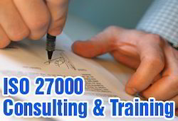 ISO 27001 Training And Consultancy