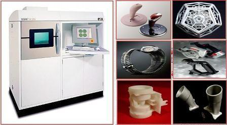 Rapid Prototyping Machine Metal And Plastic Marathwada