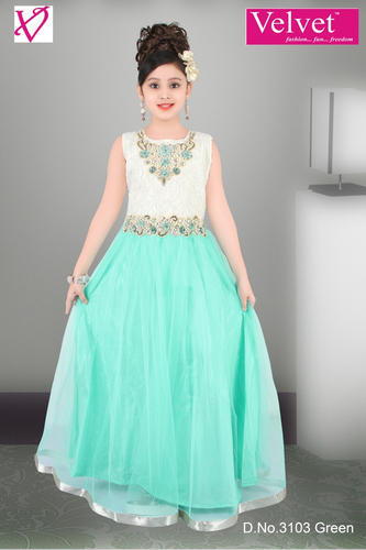 288e6a33d57 Kids Ball Gown at Rs 1800  piece(s)