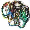 H.s Electronics Black Telecommunication Wiring Harness