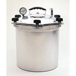 Autoclave Vertical Kerosene Type Sterilizer