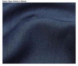 Cotton Tencel Denim Fabric