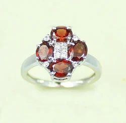 Designer Floral Ring