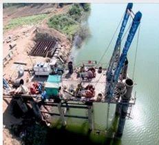 River Bridge Construction Service