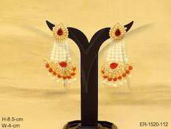 Panchi Pankh Designed Antique Earring