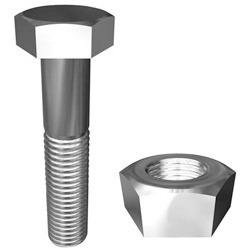 High Tensile Bolts Nut