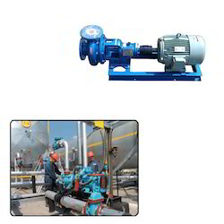 Metallic Centrifugal Pumps for Chemical Industry