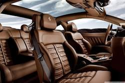 Brown Color Seat Covers