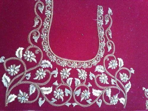 Bridal Blouses Bridal Designer Wear Blouse Manufacturer From Howrah