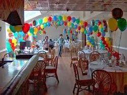 Birthday Party Service
