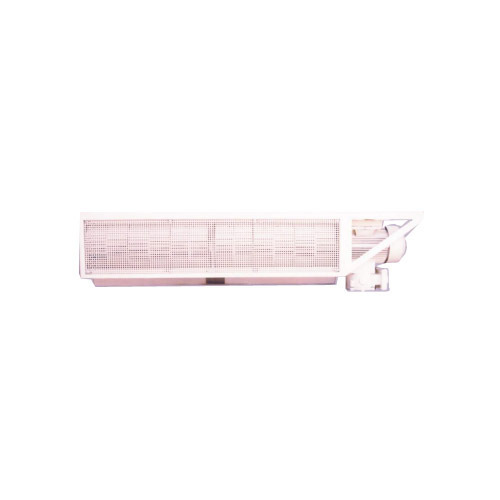 Industrial Air Curtain with Side Mounted FLP Motor