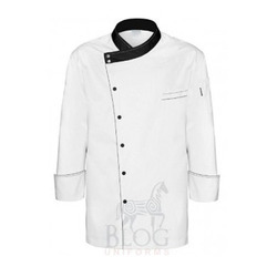 White Chef Coat Uniform