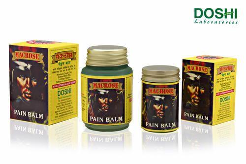 Back Pain Treatment Balm