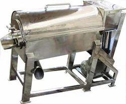 SS Pulper Machine