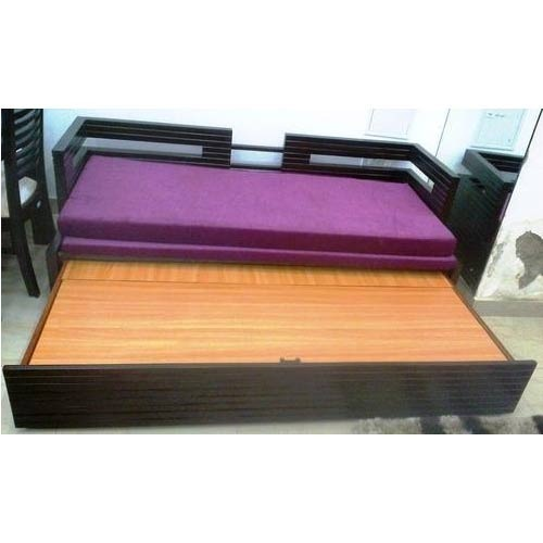 Black Wooden Sofa Cum Bed Rs 20000 Unit Outdoor Hub Id 6569406233