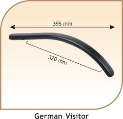 German Visitor Shaped Chair Handle