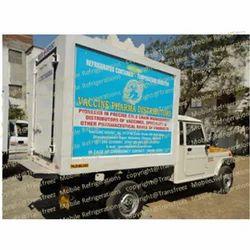 Pharma Refrigerated Trucks