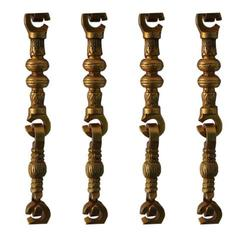 Brass Oonjal Chain