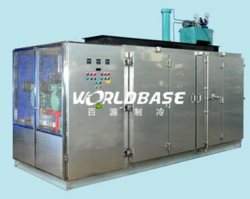 Self-contained Plate Freezer (Water Cooled or Air Cooled)
