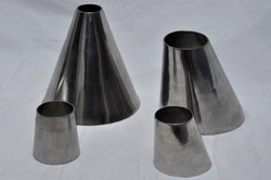 SS Dairy Reducers
