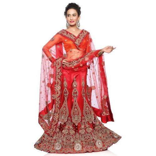 42b832a616 Ladies Exclusive Ghagra Choli at Rs 45000 /piece(s) | Pune Camp ...