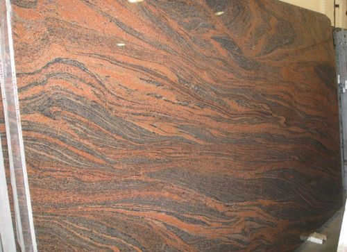 Multi Red Granite for Flooring, Thickness: 15-20 mm