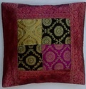 Patchwork Cushion Cover