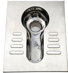 Stainless Steel Toilets Pan  - SQUATTING PANS