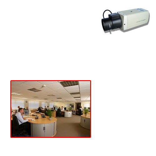 Mass Power CCD Cameras for Offices