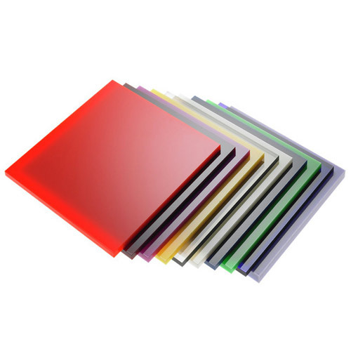 Acrylic Plastic Sheet - Colored Acrylic Plastic Sheets