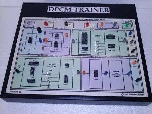 Dpcm Differential Pulse Code Modulation