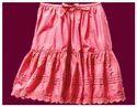 Chifli and Pleat Work Skirt
