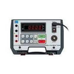 Mega Ohm Meter Calibration Service
