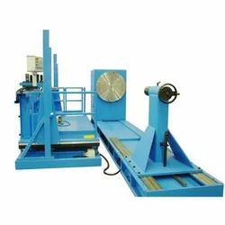 Semi Automatic LT Coil Winding Machine