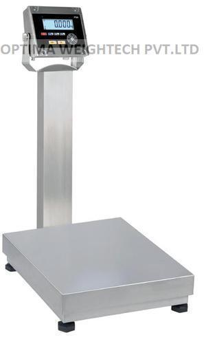 Fully Stainless Steel Platform Scale