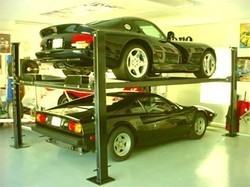 Garage Car Parking Lift