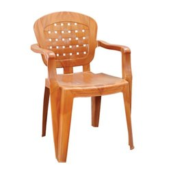 Premium Plastic High Back Chair with Arms