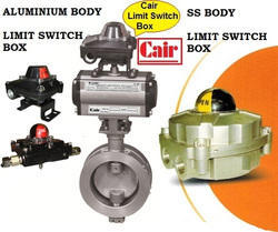 Pneumatic Limit Switch Box