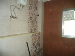 Old Bathroom Tile Laying