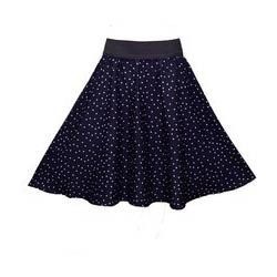 04eba47571 Navy Crepe Pencil Skirt | Voonik Technologies Private Limited ...