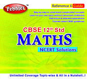 12th std CBSE Maths