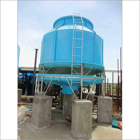 Cooling Tower Frp Bottle Type Cooling Tower Manufacturer