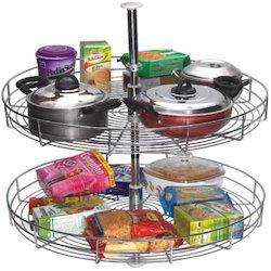 SS Full Round Basket