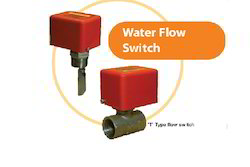 Operating Pressure: Maximum 10 Bar Castle Water Flow Switch, For Industrial, Model Name/Number: Wfs
