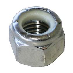 Nylon Insert Lock Nuts, Size: M3 to M10