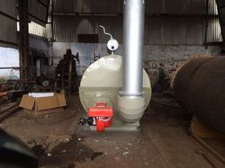 Gas Fired Indirect Heating Equipment