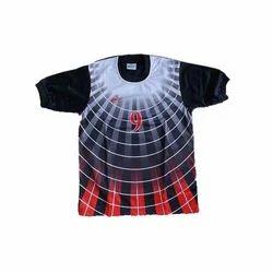 Half Round Neck T Shirt