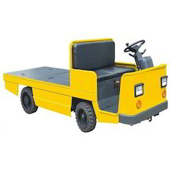 Battery Operated Platform Trucks Tow Trucks
