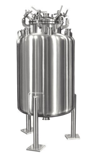 Stainless Steel Reactors Ss Reactors Manufacturer From