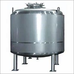 Stainless Steel Powder Storage Container